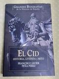 EL CID,  HISTORIA,  LEYENDA Y MITO - foto