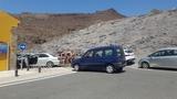 furgoneta para subir a la cumbre con tu - foto