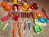 juego de cocina infantil - foto