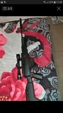 rifle de plomillo y aire comprimido - foto