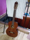 Guitarra alhambra iberia a - foto
