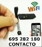 Aofd boton espia wifi hd real - foto