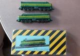 Locomotora Alco 1800 de Ibertren. 3N - foto