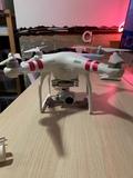 Dron DJI phantom 3 + mochila gratis - foto
