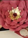 Flores de Papel Gigantes - foto