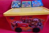 Caja de cars - foto