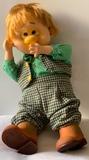 gracioso muñeco Vicma años 70 - foto