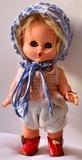 muñeca antigua años 50 - foto