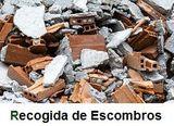 Portes y recogida de escombros - foto