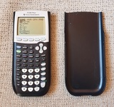 Calculadora programable ti-84 plus - foto