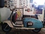 LAMBRETTA - 150 CC .   LI - foto