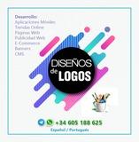Diseño de Logos y Web - foto