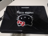 Ordenador portátil de Hello kitty - foto