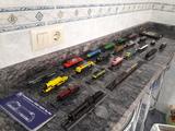 Colección de locomotoras - foto
