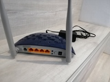 Urge vender router (rooter) - foto
