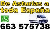 Portes de Asturias a toda España - foto