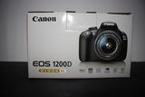 Camara Canon EOS 1200D - foto