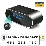 despertador camara online wifi xhew - foto