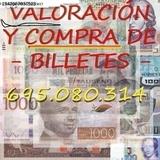 Pagamos Billetes Extranjeros y Españoles - foto