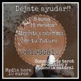 Vidente 5 euros 15 minutos  981966810 - foto