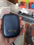 cámara de fotos olympus batería de bater - foto