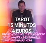 Tarot love Alberto 24 horas - foto