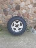 ruedas con llantas 16 - foto