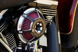 FILTRO AIRE PERFORMANCE MACHINES HARLEY - foto