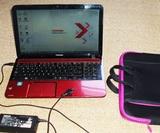 Portátil Toshiba de 15,6 pulgadas - foto