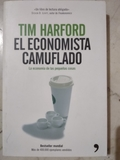 EL ECONOMISTA CAMUFLADO,  DE TIM HARFORD - foto