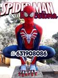 Spiderman para tu fiesta - foto