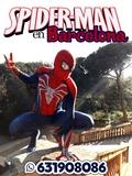 Spiderman para cumpleaños - foto