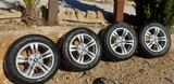 ruedas o llantas y cubiertas - foto