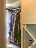 Diseño de teriores de armarios a medida - foto