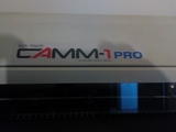 Vendo plotter camm1 pro corte de vinilo - foto