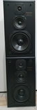 Technics 160 Watios 3 Way Speaker System - foto