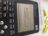 Calculadora HP 50 g plus - foto