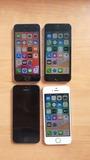 IPhone dos SE y dos 5s - foto