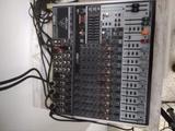 altavoz mesa de mezclas - foto