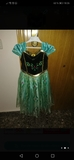 Disfraz de gala Ana Frozen - foto