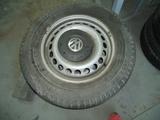 ruedas y llantas de vw transporter - foto