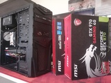 PC Gaming Ultra i7 4790k - foto