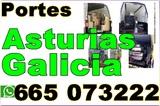 Portes entre asturias y Galicia - foto