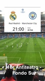 1 Entrada: Real Madrid - Manchester City - foto