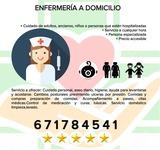 Enfermera a domicilio - foto
