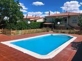 chalet piscina julio agosto - foto