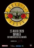 vendo 2 entradas Guns SEVILLA 2020 - foto