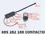 Bpsp videocamara de vigilancia bateria - foto