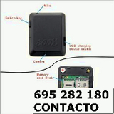 Bxsx gsm mini camara y micro remoto - foto
