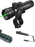 Laser verde - foto